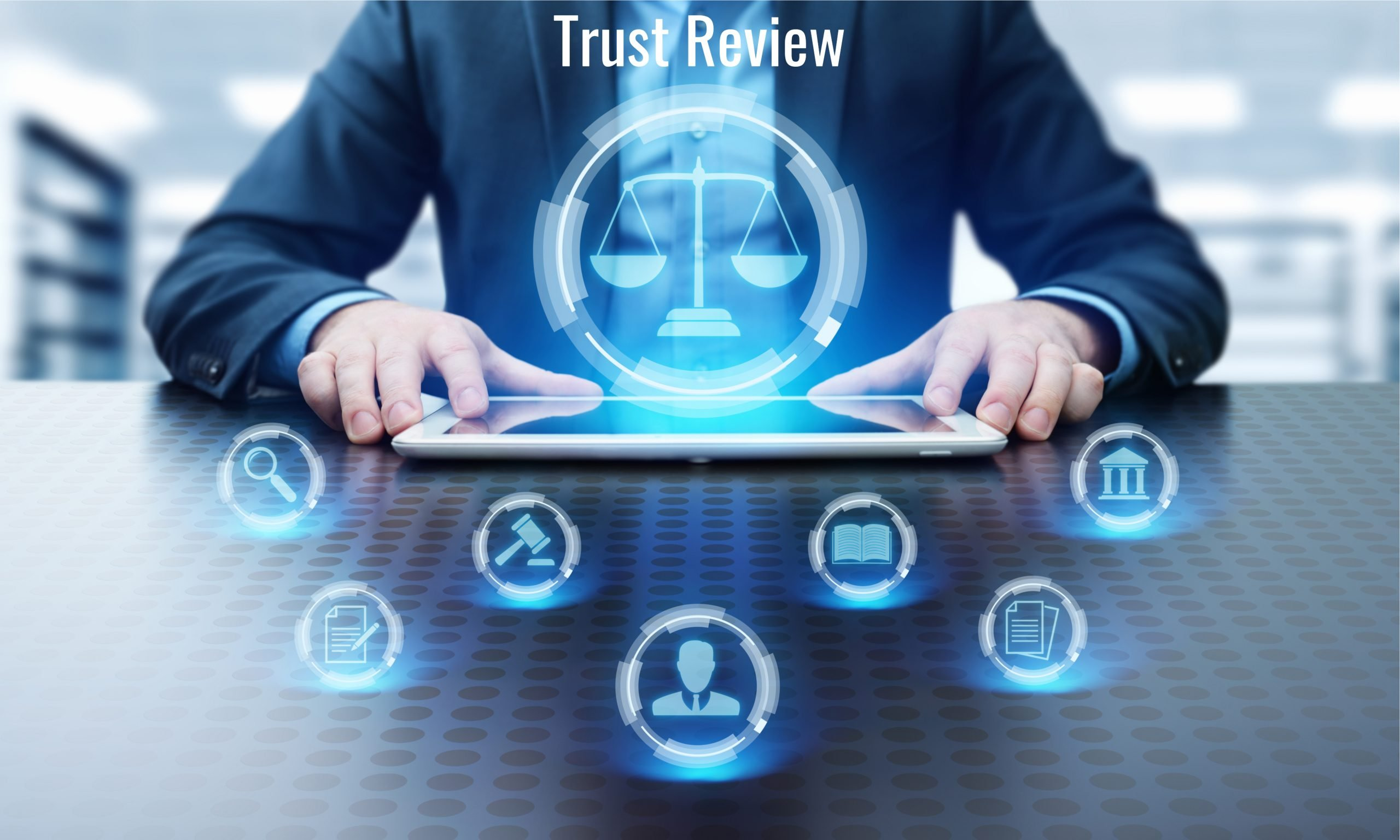 Winding Up Of Trusts