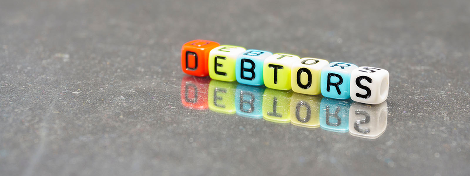 Time to write off bad debts