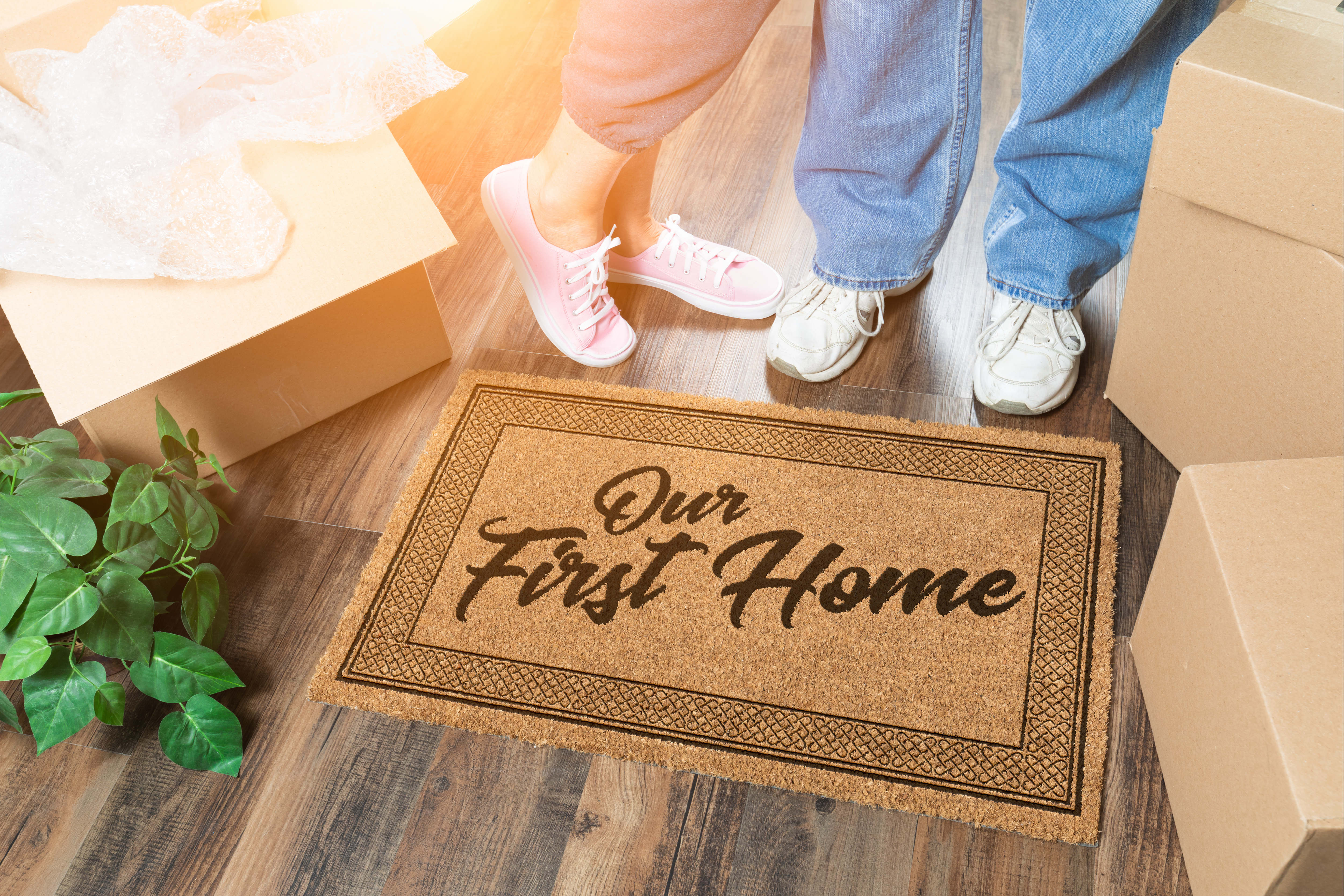 Government measures for First home buyers