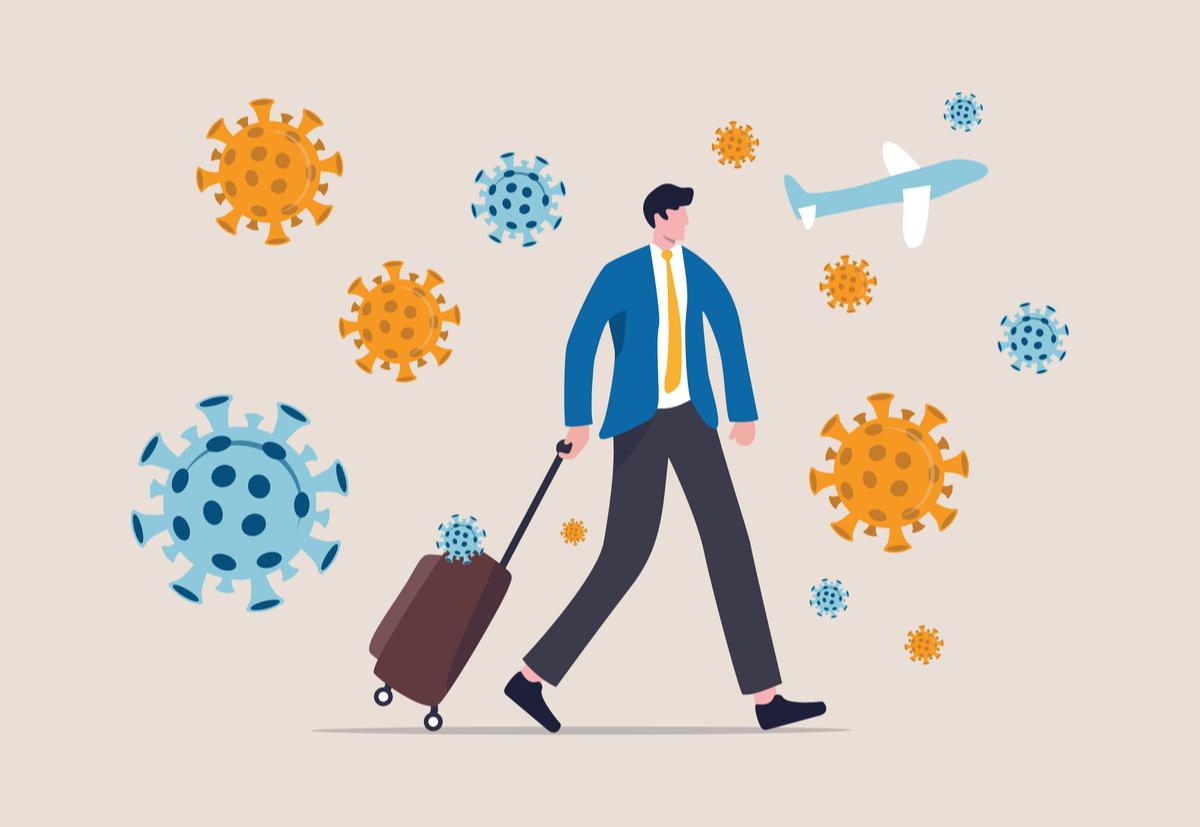 COVID-19: Business travel across Alert Level Boundaries