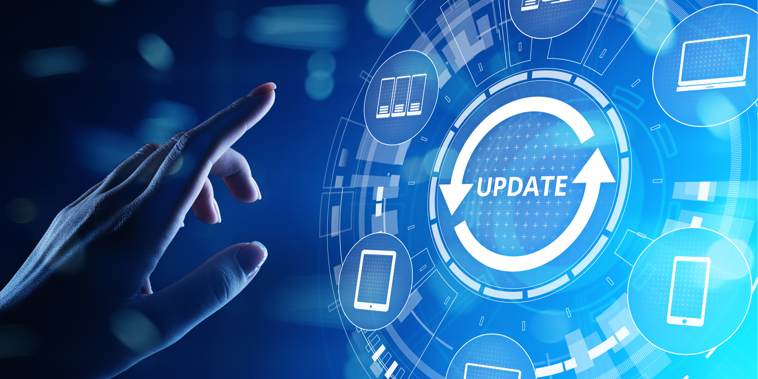 Service changes and updates at IRD